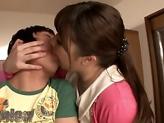 Exotic Chinese model in Crazy Wife, HD JAV movie