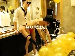 chinese twink hotel restrain bondage sex part 2