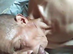 asian old grandpa