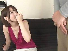 Amateur Japanese girls help masturbate again