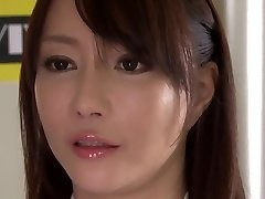 Crazy Asian model Kotone Kuroki in Incredible big tits, rimming JAV movie