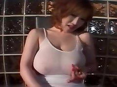 Huge-titted Marina Matsushima - Fetish Princess (full, censored)