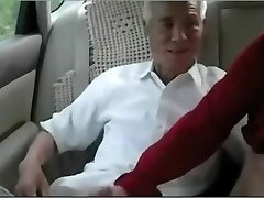 Old dude chinese fuck mature woman
