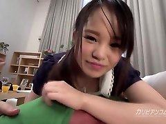 my young not sister love sucking a gigantic shaft - Risa Oomomo