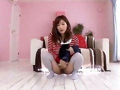 Hottest Japanese slut Chika Eiro in Horny Pissing, College JAV vignette