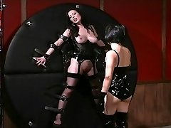 Toying with my submissive femmes