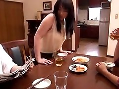 Super-steamy asian mothers-in-law