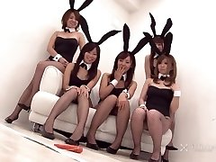 Japanese Bunny Romp (Uncensored JAV)