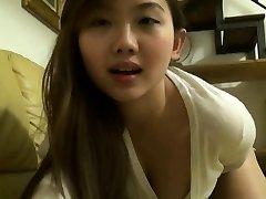 Asian teen playthings in secret