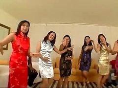Thai Group Sex Part 1