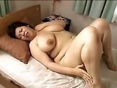 Japan fat beautiful lady Mamma