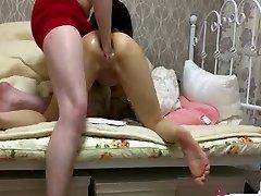 tiny japanese doll rough double handballing