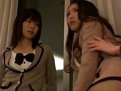 Japanese Teacher Can't Resist Uber-cute Schoolgirl