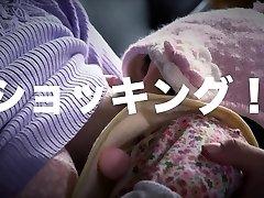 Kinky double Japanese blowjob and gonzo fucking