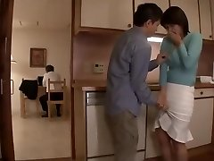 Milf get unwrapped naked by boy while her husband is working - OnMilfCam.com