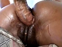 Hot blonde beauty gets her hairy pussy fingered and gets pounded