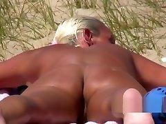 Big Bosoms MILFs and Grannies Voyeurs Beach Compilation