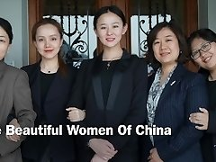 The Gorgeous Women Of China