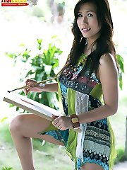 Thai Cuties - Lydia Nitta