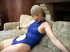 Exotic first-timer Latex, Fetish adult tweak