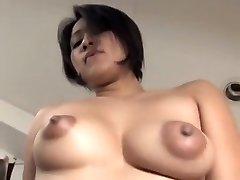 Stunning fledgling Close-up, Big Nipples adult video