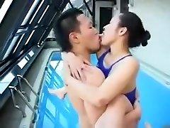 Amazing homemade Sports pornography video