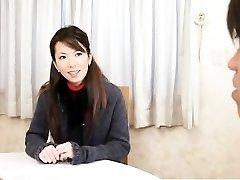 Japanese nubile fetish trussed