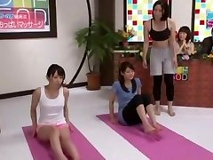 Exotic Japanese slut Anri Sugisaki, Chika Arimura in Amazing Live shows JAV sequence
