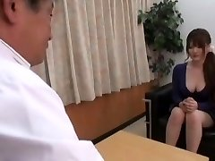 Horny Chinese girl Momoka Nishina in Mind-blowing Medical JAV movie