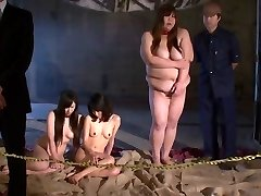 Nana Aida in Super-bitch Slave Auction part 1.2