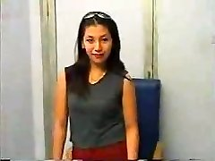 Disrobed in Job Interview - Helen Atma Jaya- Audition Iklan Sabun