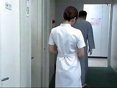暑い日本のモデルに彩Kiriyaは、美麗横山中桃エキゾチック看護師JAV映画