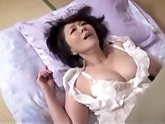 Japanese Wife  Gets Pummeled By Boss Again