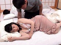 Korean yam-sized bra-stuffers Han Ye in nude F 1 8