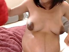 super-hot little pregnant asian
