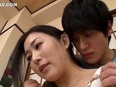 Amazing Japanese dame Mio Kitagawa in Best Fingering, Wife JAV scene