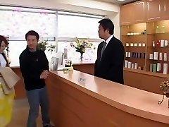 Greatest Japanese tart Azusa Ito in Exotic Massage, Couple JAV video