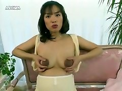 Best Japanese chick in Ultra-kinky Softcore, Preggo JAV video
