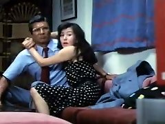 Asian domme wife cuckolds hubby