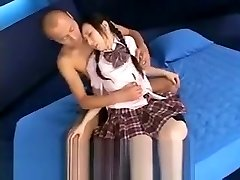 Teenie Japanese Model Gets Pussy Fingered And Squirting