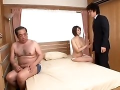 Amazing Japanese mega-slut Mio Fujii, Reiko Takagi in Best Secretary JAV video