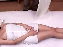Astounding Chinese whore Anri Okita in Exotic Blowjob, Massage JAV video