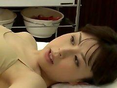 Best Japanese girl Tomoka Sakurai, Ruri Shiratori, Kaoru Hirayama in Best Lingerie, Fingering JAV movie