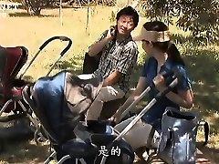 Punk doggystyle and japanese mature blowjob