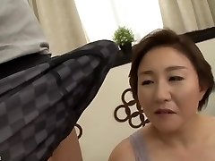 Beautiful Mom Japanese torn up