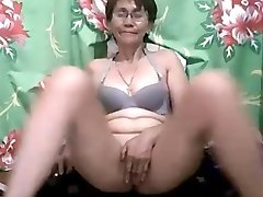 Grandma Nanieta Filipina Oma