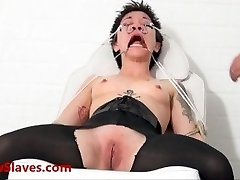 Bizarre chinese medical bdsm and oriental Mei Maras extreme physician fetish