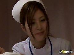 Beautiful Nurses Made Me Spunk Every Night
