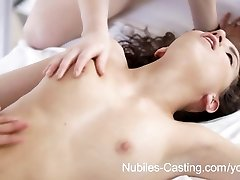 College freshman Belle Knox dukes it out with a big rod