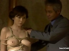 Yuma Asami naked - Slave City - 2
